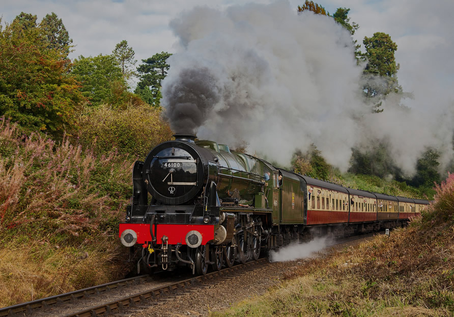 Royal Scot - Grosmont